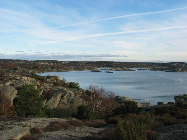 Gothenburg is the beginning of the Swedish Archipelago